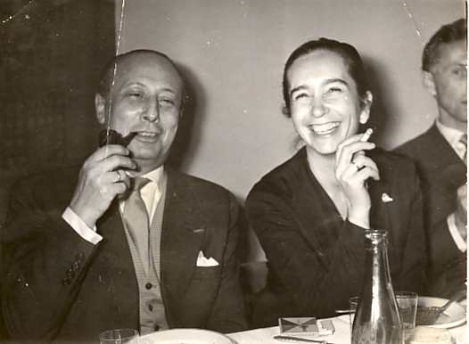 Szpilman Wladyslaw and Halina